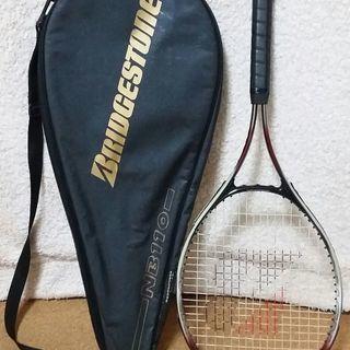 BRIDGESTONE 硬式テニスラケット