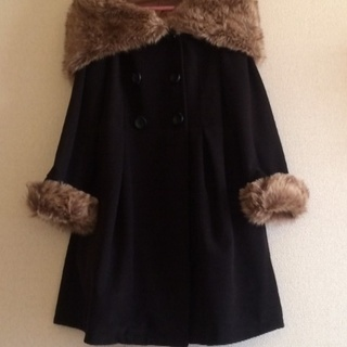 黒2ウェイ☆コート