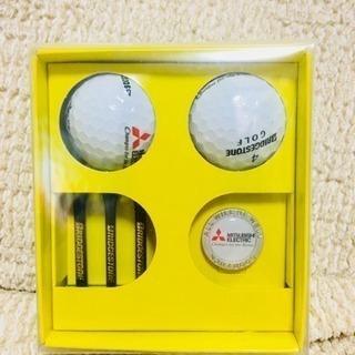 MITSUBISHI ELECTRIC☆ゴルフボールセット 非売品 2