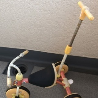 幼児用自転車