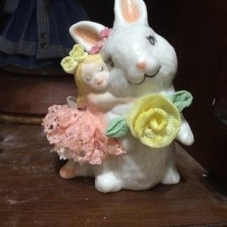 簡単に誰にでもできる 陶器のお花やお人形(レースドール) 制作