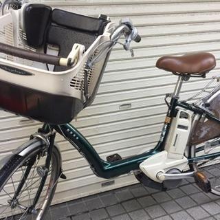 美品 電動自転車 8AHバッテリー 充電器付き