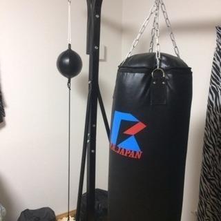 サンドバッグ ムエタイ スタンド キック ボクシング 総合格闘技