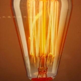 新品 フィラメント電球 40w