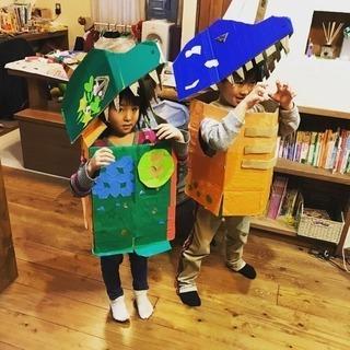 創造力膨らむ!親子の発育工作イベント