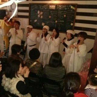 初心者歓迎♬お腹から一緒に歌おう!西区本町、東大阪ゴスペル教室♬