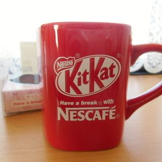 キットカット 五角(合格)マグカップ 非売品