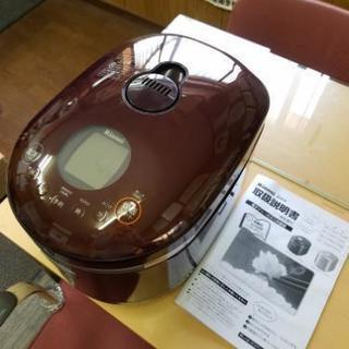 リンナイ 直火匠 保温付きガス炊飯器の画像