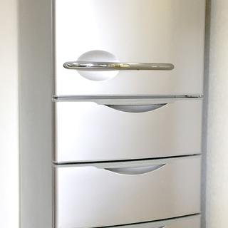 SANYO ノンフロン冷凍冷蔵庫 4ドア 355L SR-…