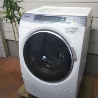 ヒートポンプ式☆ドラム式洗濯機!