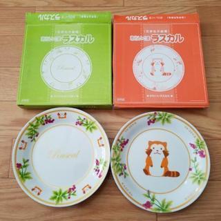 非売品 未使用品 ラスカル皿二枚 直径18㎝2枚