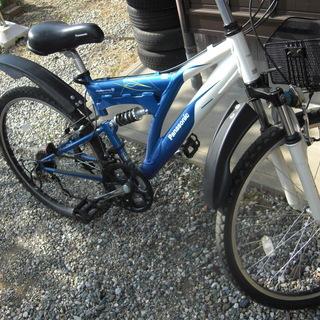 クロス自転車