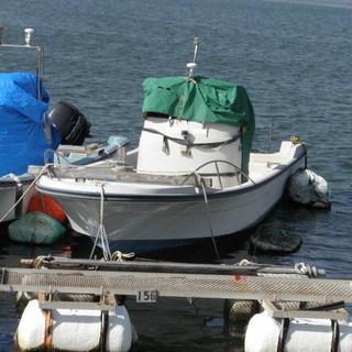 ヤマハ27フィート遊漁船引き取り限定でお願いします