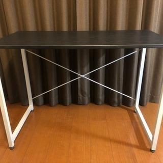 木目調天板デスク(幅100cm×奥行50cm×高さ70cm)