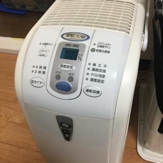 【11/15まで¥2500】三菱加熱気化加湿器