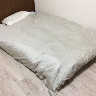 ニトリの寝具6点セット
