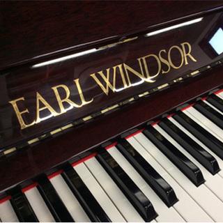フローラピアノW112M 中古アップライトピアノ