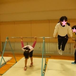 体操教室アシスタント募集。