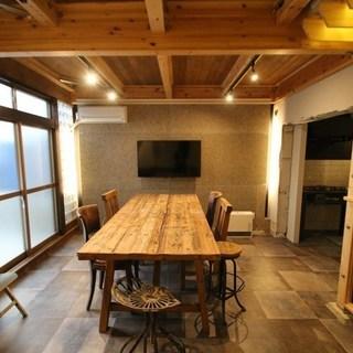 ヴィンテージ家具で彩られたオシャレ過ぎるシェアハウス!荻窪に住むな...