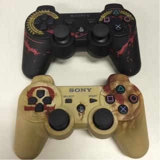PS3 限定色 コントローラー 2個セット