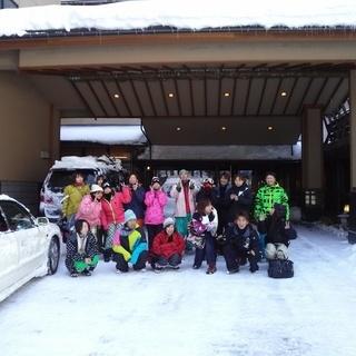 スノーボードツアー初めて参加一人参加大歓迎@水上