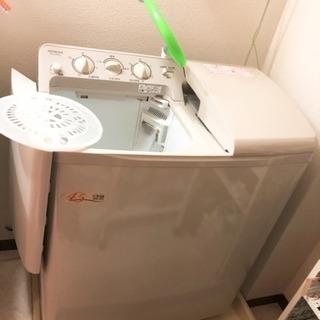 2014年製 ニ層式洗濯機 美品 激安