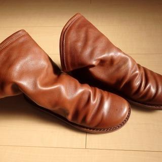 トリッペン ボム・TRIPPEN BOMB ブーツ メンズ サイズ40 / 25.5~26.0cm 冷え取りの画像