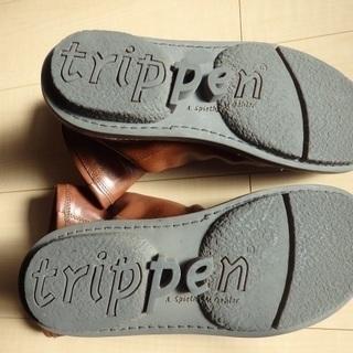 トリッペン ボム・TRIPPEN BOMB ブーツ メンズ サイズ40 / 25.5~26.0cm 冷え取り - 座間市