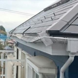 台風・雪で壊れた雨樋の交換工事が0円!?
