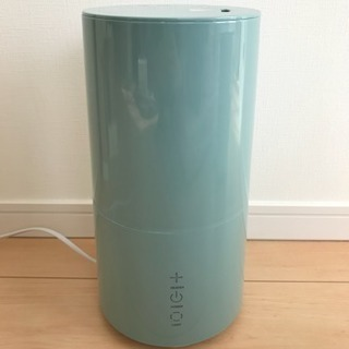 加湿器 おしゃれ 3L インテリアに映えるデザインです。 中古