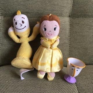 海外製ディズニープリンセス 美女と野獣 ベルのお人形