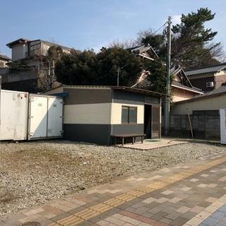 稲毛区 事務所と倉庫