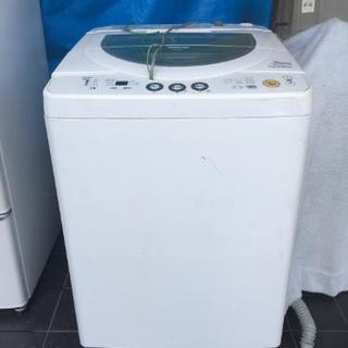 ナショナル 洗濯機 7キロ