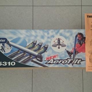 値下げしました。THULE製スキーキャリア AeroTilt (...