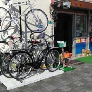♪自転車の防犯登録 600円♪  自転車のパンクお任せ下さい 新大...