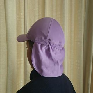 やままえ保育園で使用した帽子