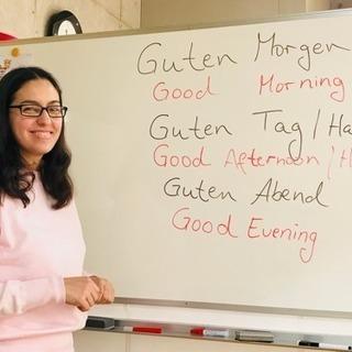 ドイツ語教室完全予約少人数制  毎週 月曜日9:00-10:30(...