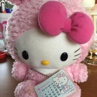 キティちゃんの貯金箱