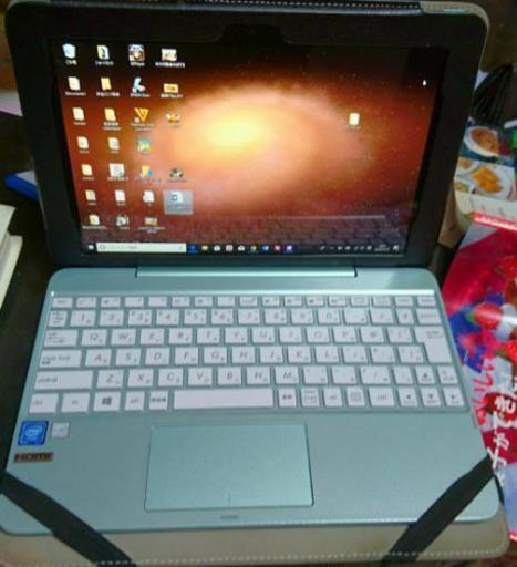 2in1パソコン ASUS TransBook T1...