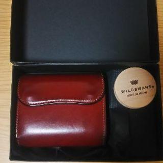 【済】WILDSWANS ワイルドスワンズ 三折財布 ENO 日本製