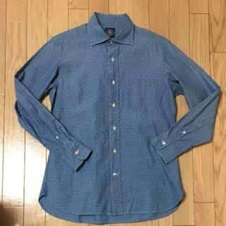 J.PRESS|J.プレス| ブルーシャツ|美品