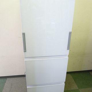 SHARP シャープ 冷蔵庫 350L 3枚ドア 両開き 201...