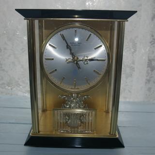 再々再下げ品 MSTER QUARTS 日本製の中古クオーツ置時計