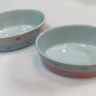 【値下】グラタン皿2つセット(美品)