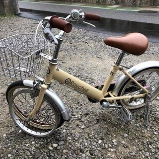 16iインチ 子供用自転車