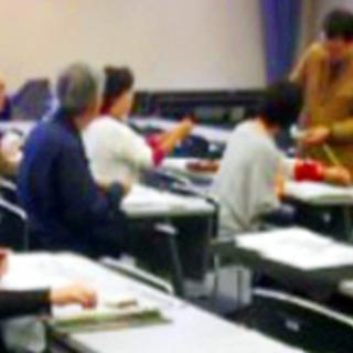 陸偉栄墨画教室(墨彩画塾) 成増教室生募集