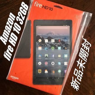 kindle fire HD10 32GB Amazon