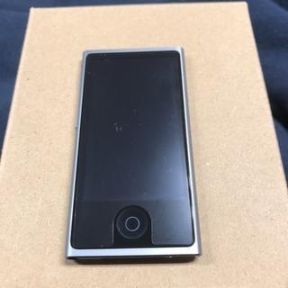 ☆極美品 iPod nano 16GB スペースグレイ 第7世代...