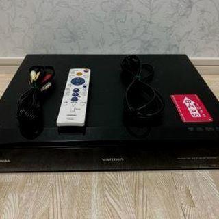 ★東芝 ハードディスク内臓 HDD DVDレコーダー 2番組同時録画