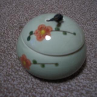 陶器の入れ物(未使用品)